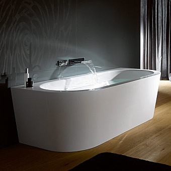 BETTE Starlet I Ванна 175х80х42 см, пристенная, с шумоизоляцией, цвет: белый