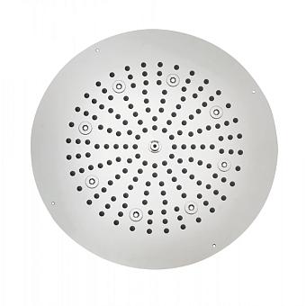 BOSSINI DREAM-OKI Верхний душ Ø 470 мм, с 8 LED  RGB, блок питания/управления, Cromoterapia, гибкая подводка, цвет: хром