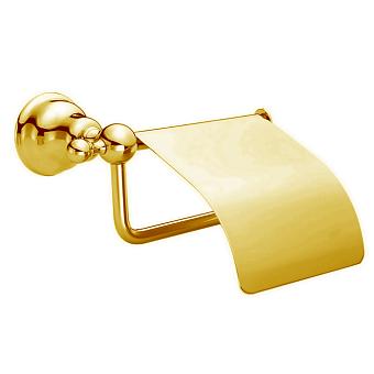 CISAL Arcana Держатель туалетной бумаги с крышкой, подвесной, цвет золото