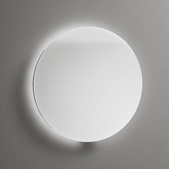 Burgbad Coco Зеркало с подсветкой 70x70 см, управление светом холодный/тёплый белый