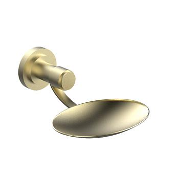 Cristal et Bronze Star Мыльница подвесная, цвет: золото