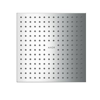 Axor ShowerSolution Верхний душ, 250x250мм, 1jet, потолочный монтаж, цвет: хром