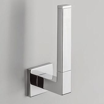 Colombo Basic Q, Держатель туалетной бумаги 17.5см, Цвет: хром
