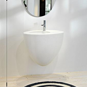 Cielo Le Giare Раковина подвесная 70×56×59h см, цвет: глянцевый белый