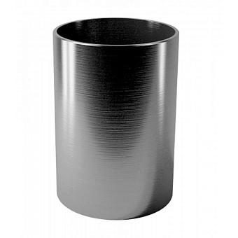 Стакан настольный матовая сталь Bongio Time 2020, цвет: матовая сталь