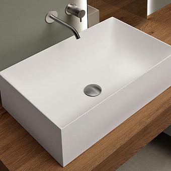 Antonio Lupi Stratos Раковина прямоугольная, 40х63см, цвет: белый