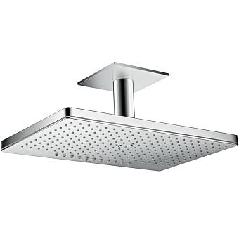 Axor ShowerSolutions Верхний душ 460 х 300мм, 2jet, с потолочным держателем 100мм, цвет: хром