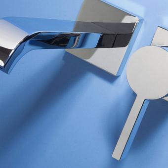 Встраиваемый смеситель для раковины Bongio Tmix15, цвет: хром