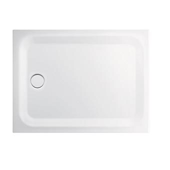 BETTE Душевой поддон прямоугольный 130х100 см, с антислипом ,суперплосский 3,5 см, D9см, цвет белый