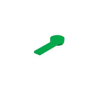 Gattoni Color Накладка на ручку смесителя для ванны, цвет Verde