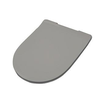Artceram FILE 2.0 Сиденье для унитаза, супер тонкое, быстросьемное с микролифтом , цвет grigio oliva