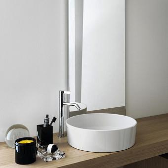 Laufen Kartell Раковина-чаша 42х42х12 см, без отв., без перелива, цвет: белый