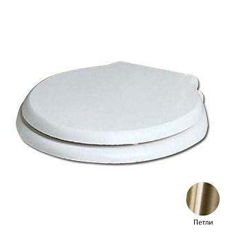 AZZURRA Giunone-Jubilaeum сиденье для унитаза, цвет: белый