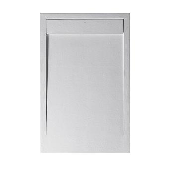Noken Zen Душевой поддон 140x80см, Light Stone, цвет: белый