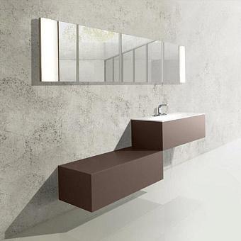 Keuco Edition 11 Planning Комплект мебели 210х53.5х35 см, цвет: трюфель