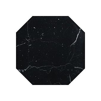 Devon&Devon Elite Marble Tiles Плитка из натурального камня 10x10см, универсальная, мрамор, elite 110, цвет: black marquinha