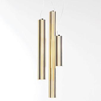 Laufen Kartell Подвесной светильник 600мм, цвет: золотой