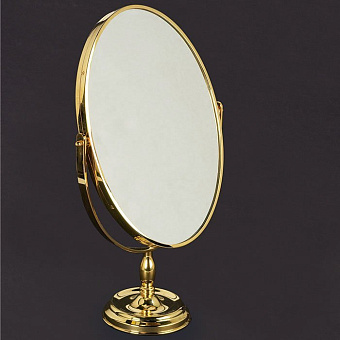 Cristal et Bronze Prestige Зеркало косметическое настольное 22х31 см