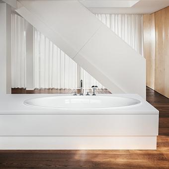 Bette Eve Oval Ванна 180х100х45см, отдельностоящая, с BetteGlasur ® Plus, белая