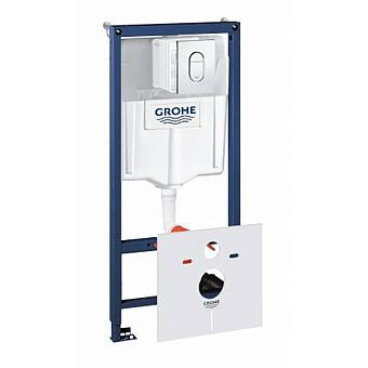 Grohe Rapid SL Система инсталляции для унитаза с панелью смыва