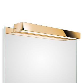 Decor Walther Box 1-60 N LED Светильник на зеркало 60x10x5см, светодиодный, 1x LED 32.8W, цвет: золото