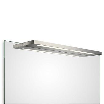 Decor Walther Slim 1-60 N LED Светильник на зеркало 60x10x2см, светодиодный, 1x LED 32.8W, цвет: никель сатинированный