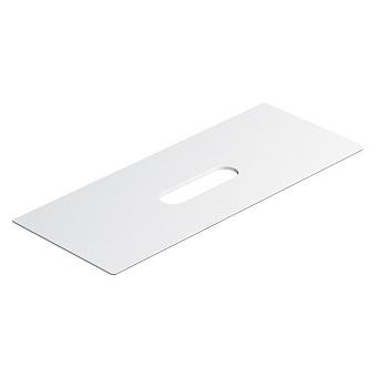 Catalano Horizon Столешница керамическая 125х25хh11см, подвесная/накладная, цвет: белый матовый