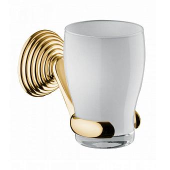 Стакан подвесной Bongio Impero, цвет: золото 24к.