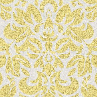 Trend Artistic Mosaic Мозаика 189.6x126.4см, настенная, стекло, декор: Persis Gold