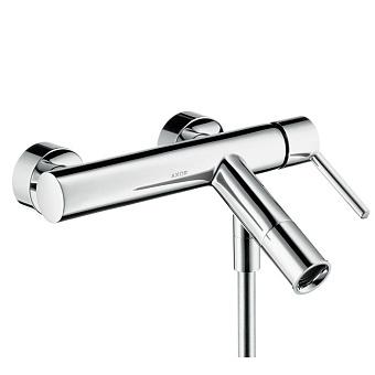 Axor Starck Однорычажный смеситель для ванны внешний монтаж, цвет: хром