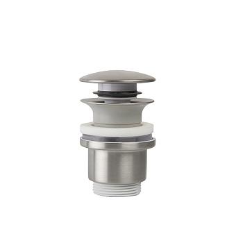Carlo Frattini Spillo Steel Донный клапан click-clack, цвет INOX