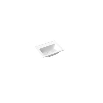 Emco Vanity units Раковина 40х32 см, 1 отв., для тумб 9583 274 24/25 и 9583 275 24/25, без перелива, цвет: белый