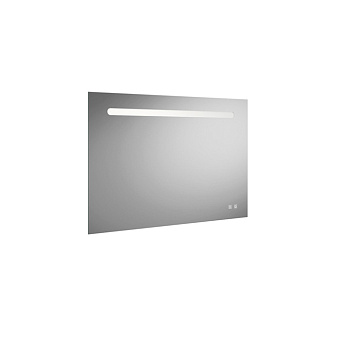 Burgbad Fiumo Зеркало со светодиодной подсветкой, выключателем, подогревом и USB розеткой 100х70х30 мм