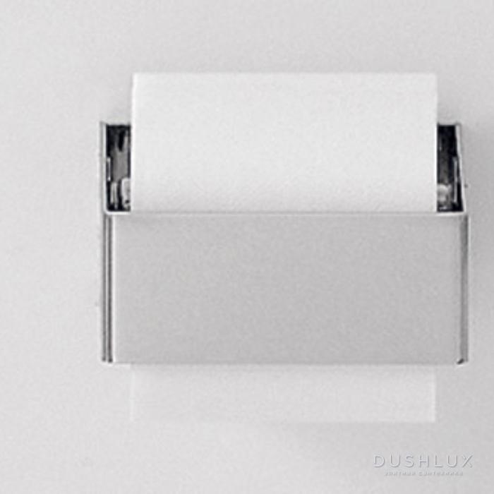 Agape 369 Держатель туалетного рулона, подвесной, цвет: глянец