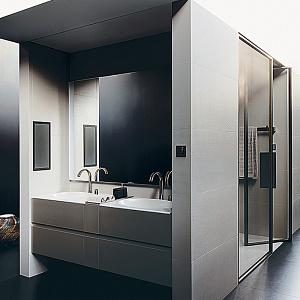 Мебель для ванной комнаты Armani Roca Baia