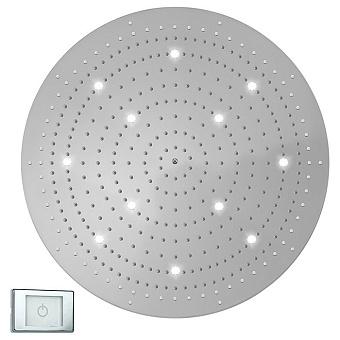 BOSSINI DREAM-XL OK Верхний душ Ø 1000 мм, с 12 LED (белый), блок питания/управления, цвет: хром