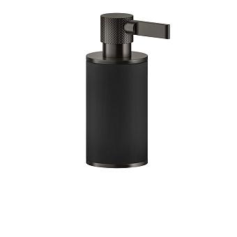 Gessi Inciso Дозатор для жидкого мыла настольный, цвет: черный/nero XL