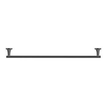 Duravit Starck T Полотенцедержатель 80см, подвесной, цвет: черный матовый