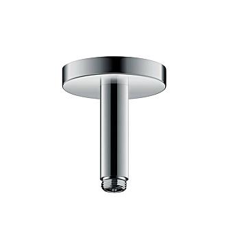 Axor ShowerSolutions Держатель верхнего душа, потолочный, 100 мм, цвет: хром