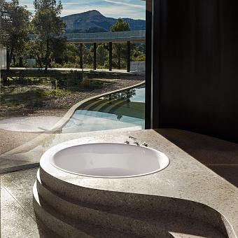 BETTE Pond Ванна встраиваемая 150х150х45 см, с шумоизоляцией, цвет: белый