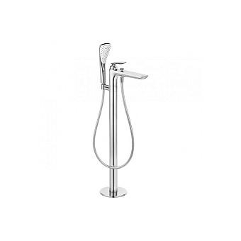 Kludi Balance Смеситель для ванны, напольный, цвет: хром