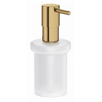 Grohe Essentials Дозатор жидкого мыла, цвет: золото