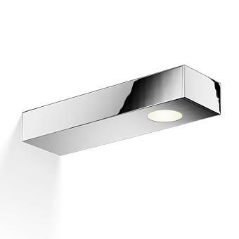 Decor Walther Flat 2 LED Светильник настенный 5x17x2.5см, светодиодный, 1x LED 7W, цвет: хром