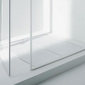 Flaminia Tatami Модульный душевой поддон 73x73x h: 6,5см, цвет: белый