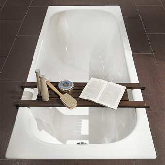 BETTE Classic Ванна 180х70х45см, отдельностоящая, BetteGlasur® Plus, цвет: белый