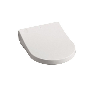 TOTO WASHLET 4732 MH/NC Сиденье 52x39x12.7см, с дистанционным управлением, для всех унитазов MH и NC, цвет: белый