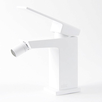 Webert Pegaso Смеситель для биде, с донным клапаном, цвет: белый