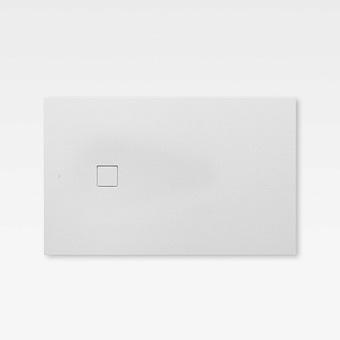 Armani Roca Baia Душевой поддон 160х100х3.1см с боковым сливом, с anti-slip, мат-л: Stonex, цвет: off-white