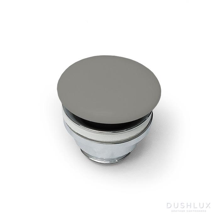 Artceram Донный клапан для раковин универсальный, покрытие керамика, цвет grigio oliva