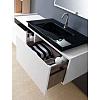 Karol KS comp. №6, комплект подвесной мебели 228 см. цвет: Белый глянцевый